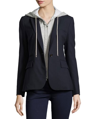 Classic Jacket with Hoodie Dickey
