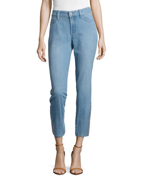 NYDJ Amira Narrow Ankle Jeans, Vernon