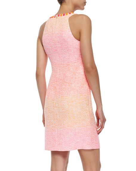 Trina Turk Aptos 2 Sleeveless Ombre Dress