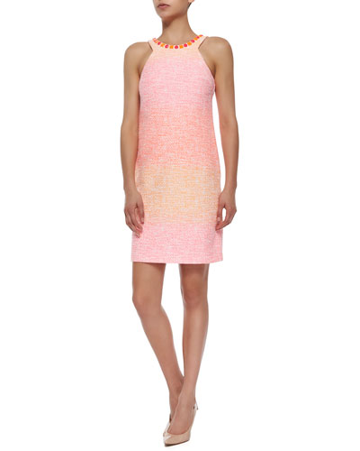 Aptos 2 Sleeveless Ombre Dress