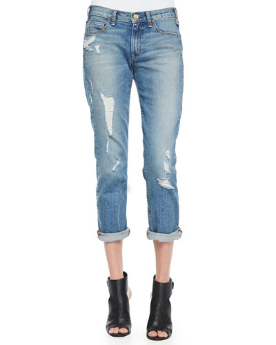 Mrs. Robinson Distressed Boyfriend Jeans, Vintage Series 2