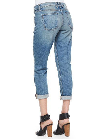 Mrs. Robinson Distressed Boyfriend Jeans, Vintage Series 2