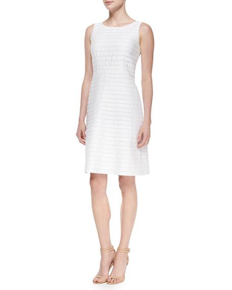 Lafayette 148 New York Laurette Sleeveless Dress