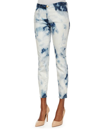 Printed Denim