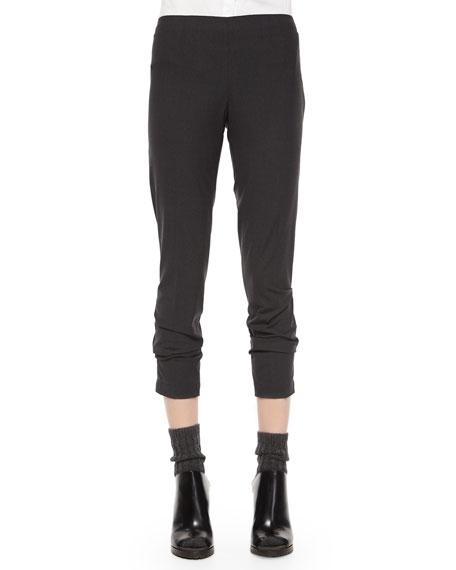 Brunello Cucinelli Lightweight Stretch Cotton Pants