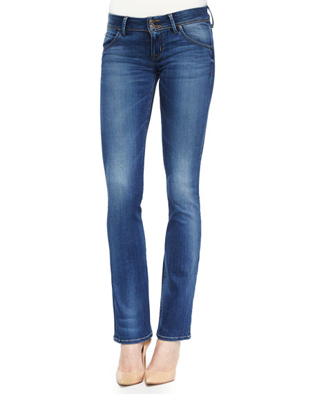 Hudson Signature Boot-Cut Jeans, Restless