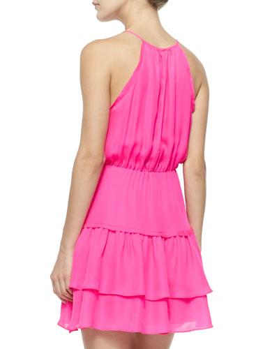 Parker Quintana Tiered Dress