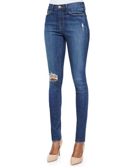 Karlie Forever Distressed Skinny Jeans, Walmont