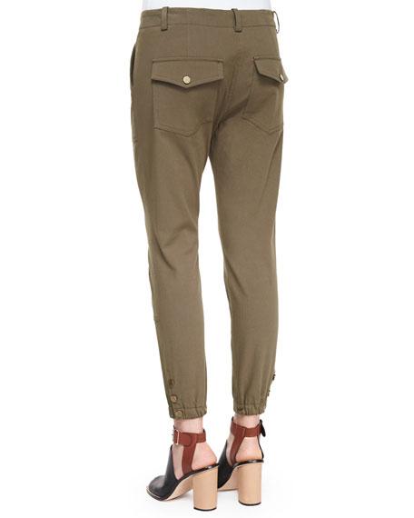 Field Cargo Ankle Pants