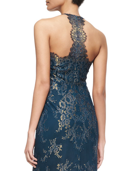 Racerback Formal Dresses