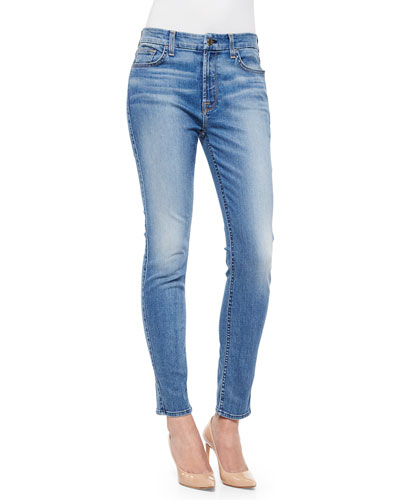 Skinny Laguna Jeans, Light Blue