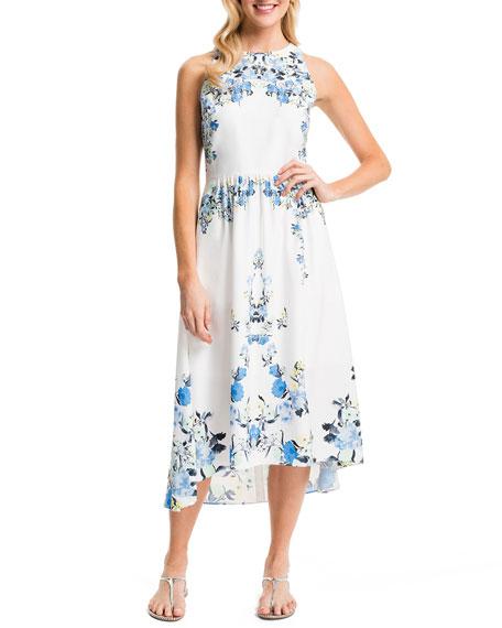 Cynthia SteffeSydney Floral-Print Maxi Dress