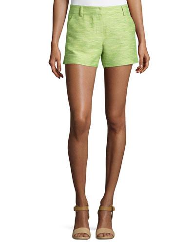 Corbin 3 Woven Shorts, Wild Lime