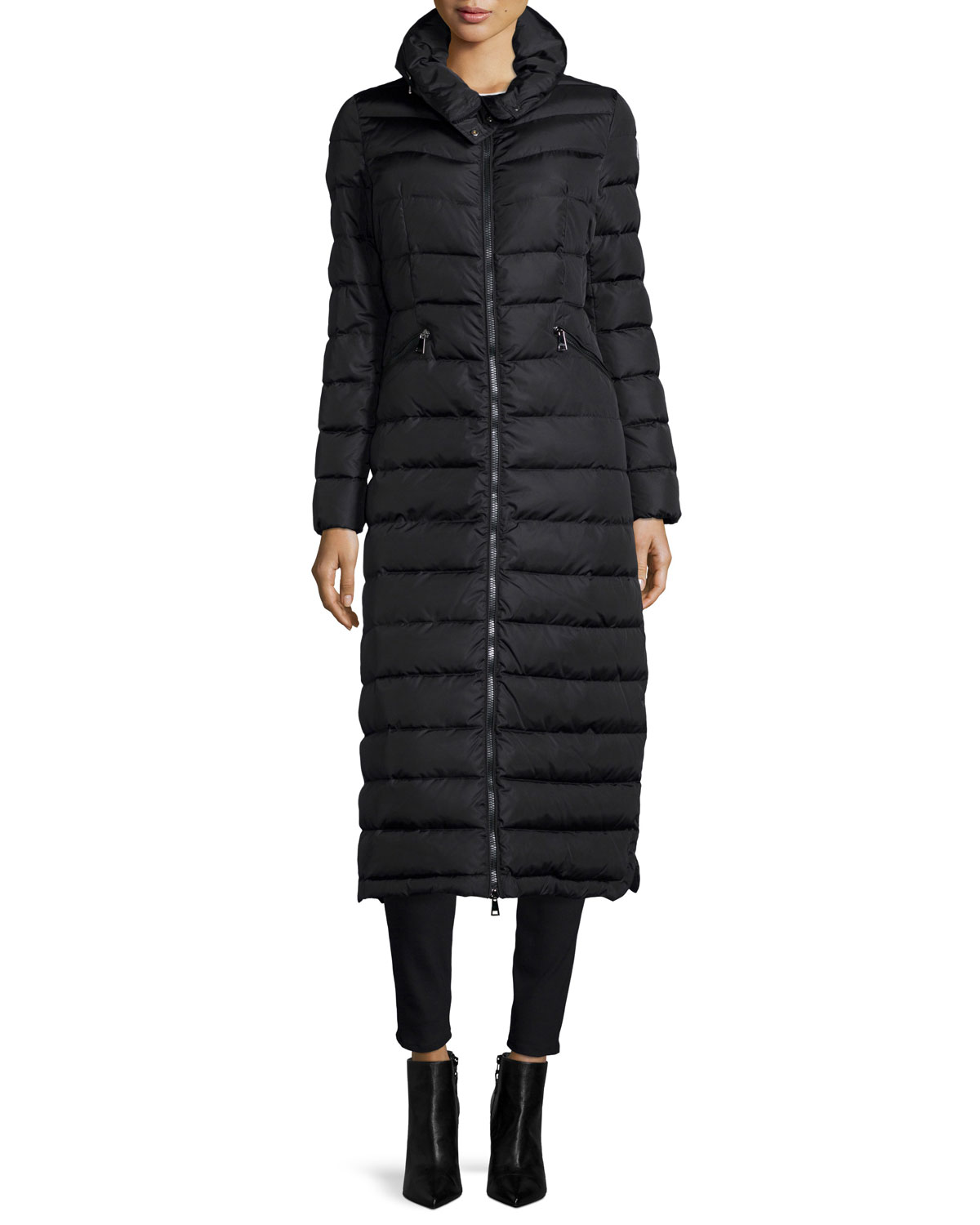 a2031e396 Flammong Long Puffer Coat