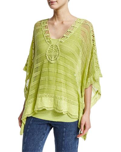 Ara Hacienda Crochet Top, Women