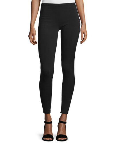 Punto Milano Leggings, Black