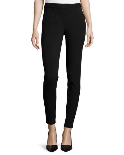Trouser Leggings W/ Pockets