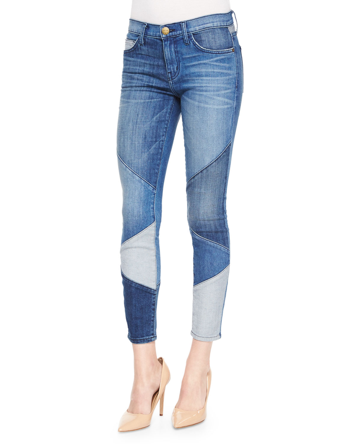 9270d4fe9d0 Current Elliott The Stiletto Ankle Jeans