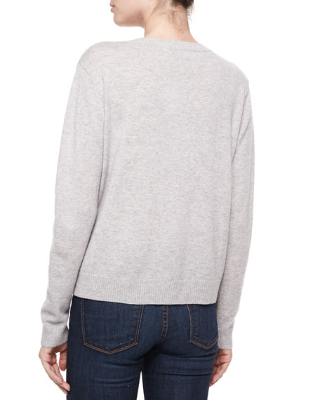 GOOD GIRLS CASHMERE SWEATER
