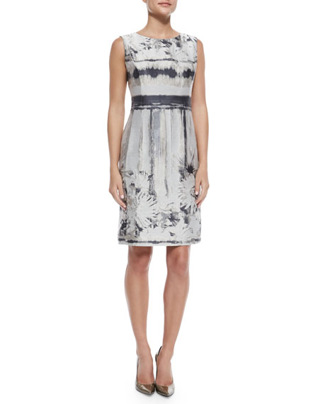 Lafayette 148 New York Evelyn Sleeveless Printed Dress