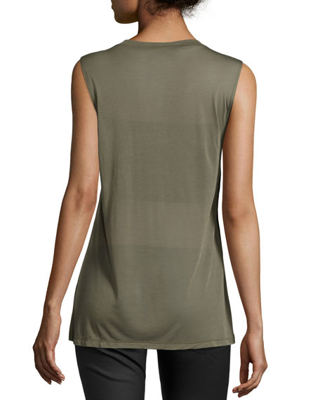 LOVER MUSCLE TANK W/ POCKET