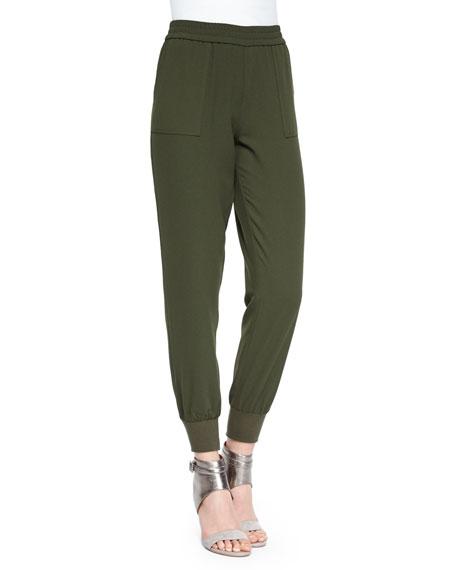 Joie Diara Jersey Slouch Pants