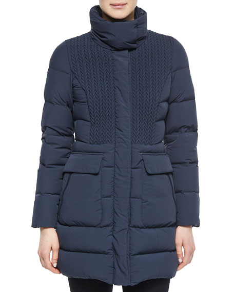 Post Card Deneb Cable-Front Car Coat