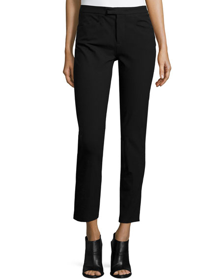 Rag & Bone Sullivan Ankle Pants, Black