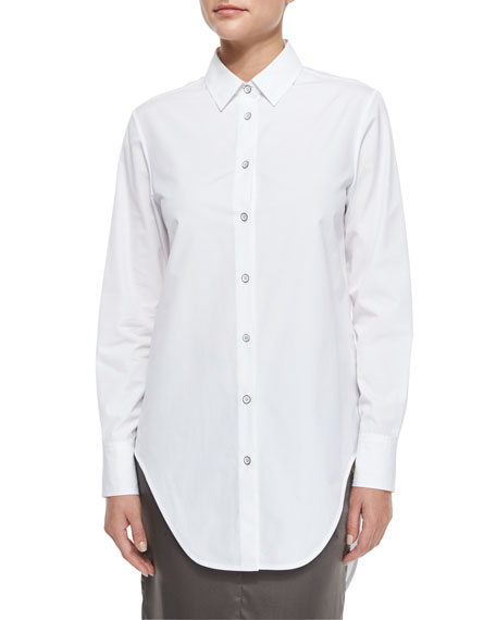 Rag & Bone Nightingale Cotton Blouse
