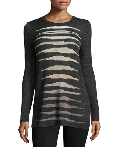 Firelight Long Lightweight Sweater Top