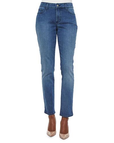 Alina High-Rise Legging Jeans, Karval