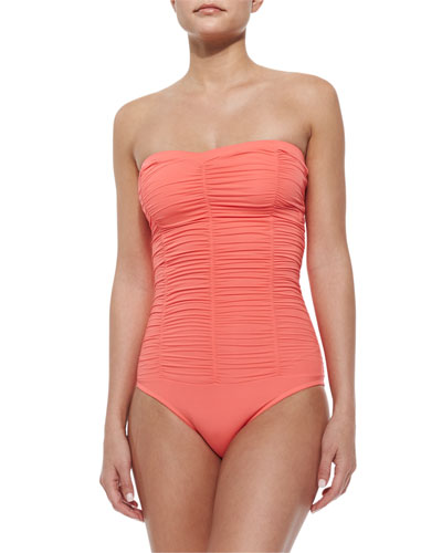Macuira Bandeau One-Piece Swimsuit