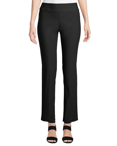 Slim Wonderstretch Pants, Black