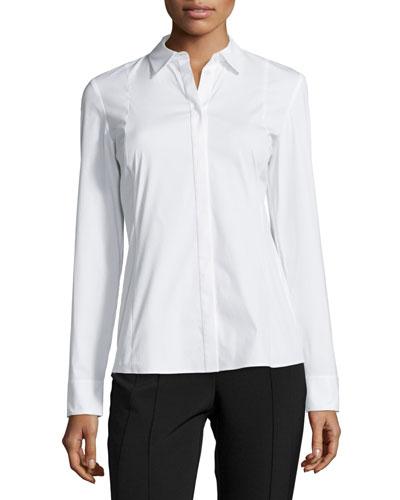 Cera Long-Sleeve Blouse