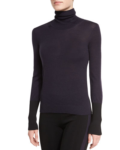 Jessica Turtleneck Sweater, Salute