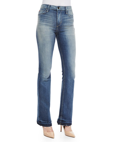 Markie High-Rise Flare Jeans, Miyu