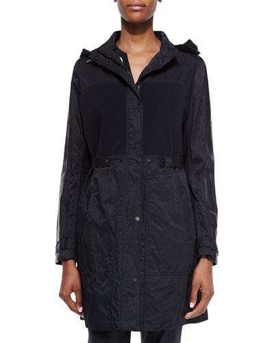 Bianca Hooded Coat