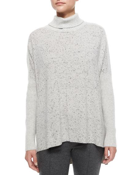 Catherine Cashmere Turtleneck Sweater