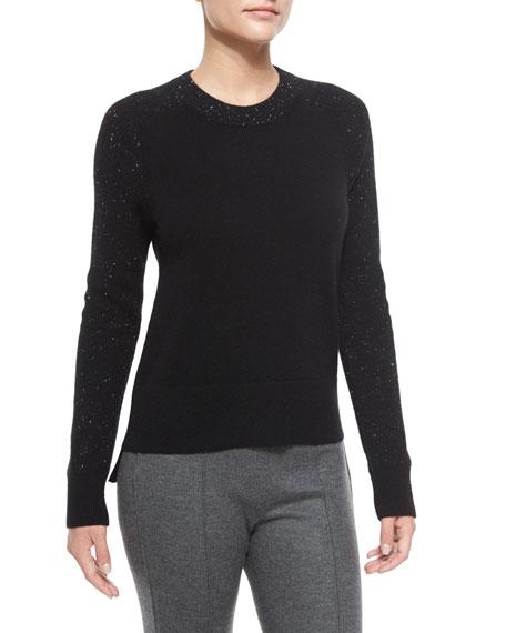 Rag & Bone Catherine Speckled Cashmere Sweater