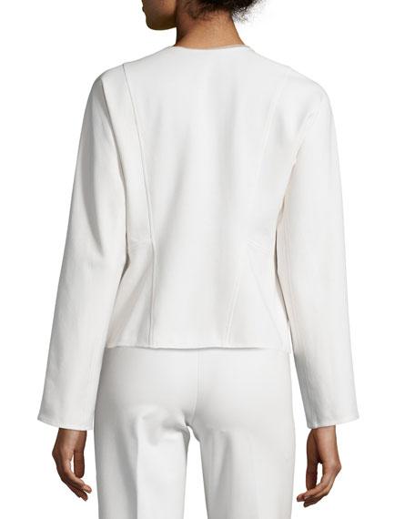 Double-Knit Short Jacket