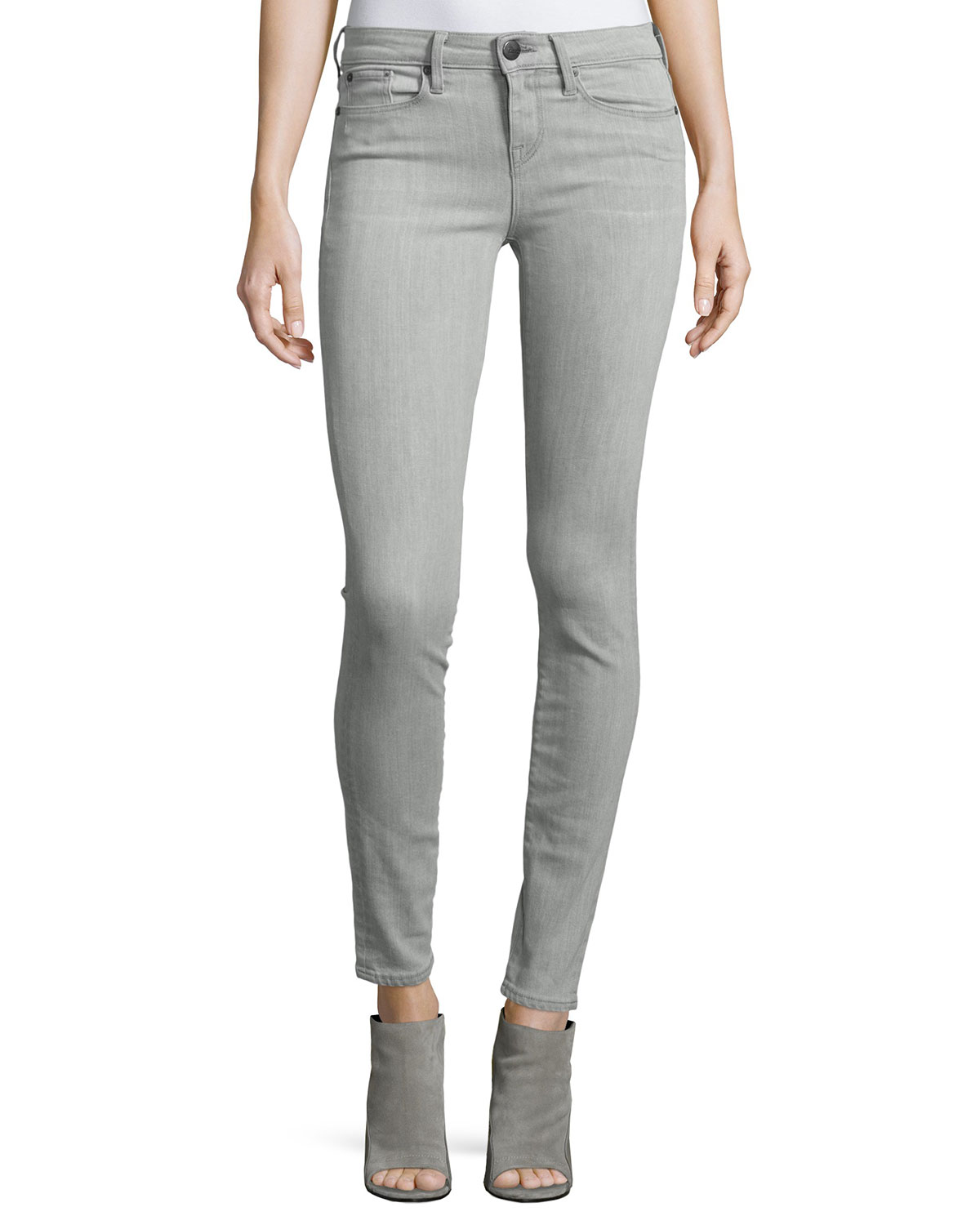 31d9bc1f25c4ef Vince Riley Skinny-Fit Denim Jeans, Robertson | Neiman Marcus