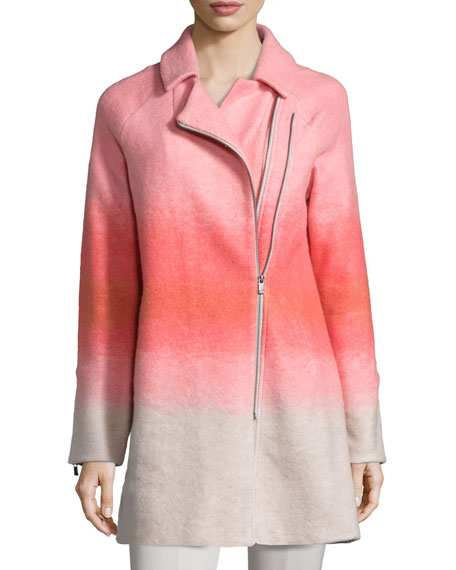 NIC+ZOE Bold Bush Long Jacket