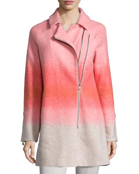 NIC+ZOE Bold Bush Long Jacket, Plus Size