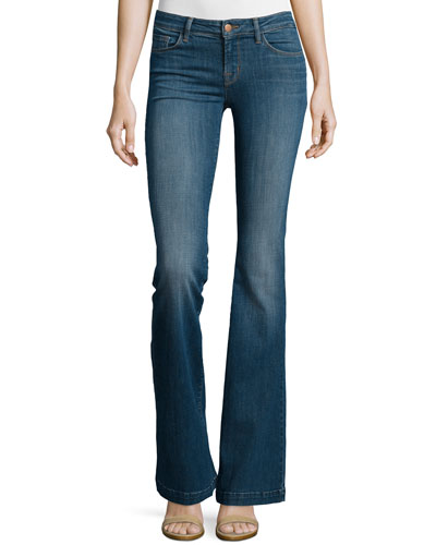 Another Love Story Boot-Cut Jeans, Ingenue