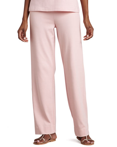 Interlock Stretch Pants, Women