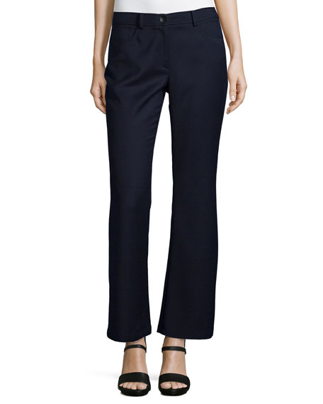 Opening Ceremony Focal Sting Flared Pants, Midnight Navy