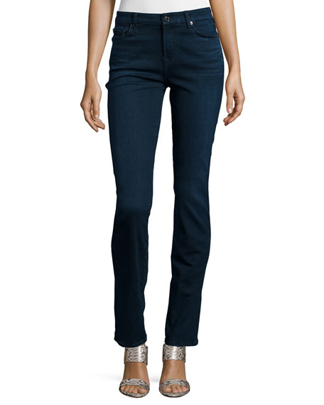 7 for all mankind Kimmie Straight-Leg Jeans, Slim