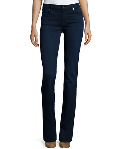 Kimmie Boot-Cut Jeans, Slim Illusion Lux