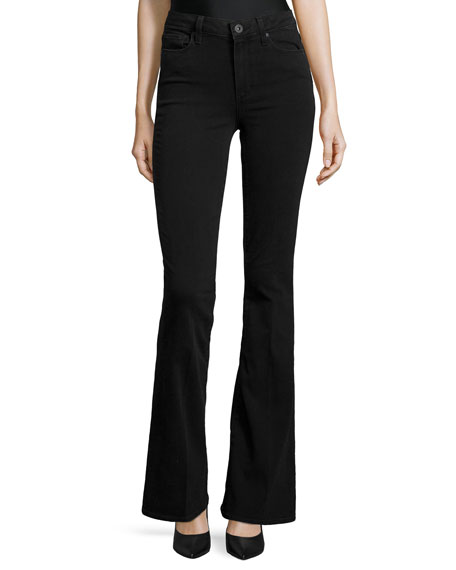 Paige Denim Bell Canyon Flare-Leg Jeans, Joannie