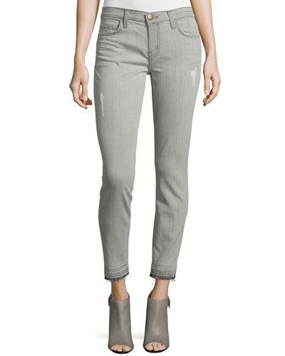 The Stiletto Dillon Skinny Jeans, Gray
